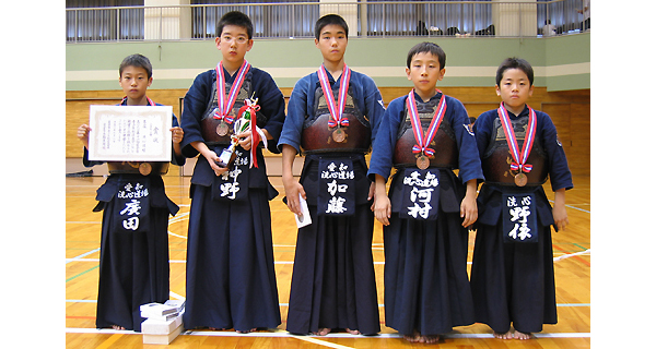 第11回岩倉市青少年剣道大会