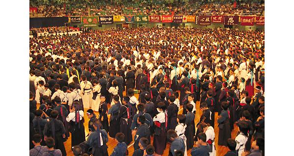 第41回全日本少年剣道錬成大会