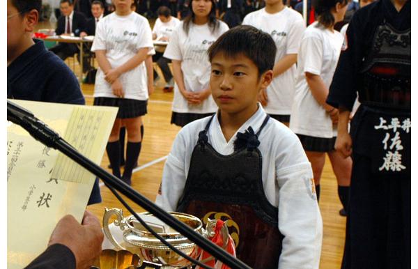 第31回全日本選抜少年剣道個人錬成大会 廣田憲亮
