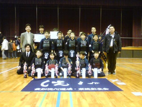 第36回選抜北方町剣道大会