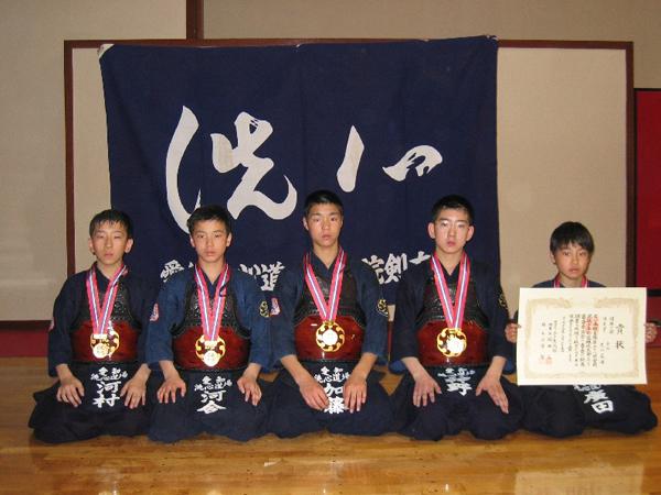 第48回全国選抜少年剣道錬成大会