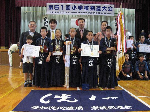 第51回小学校剣道大会