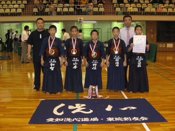 第49回名古屋市民スポーツ祭剣道大会