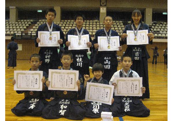 なごやマイ・スポーツフェスティバル2007剣道大会