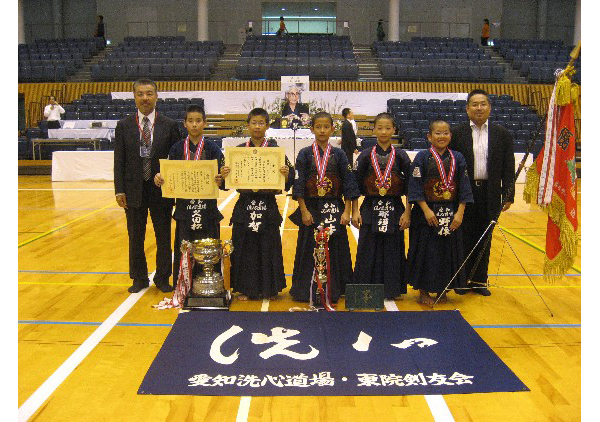 平成19年度近藤杯剣道大会