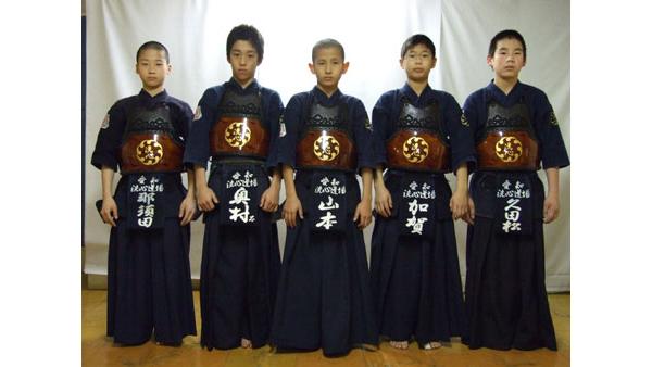 平成20年昇龍旗争奪全国選抜少年剣道大会