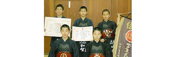 第49回全国選抜少年剣道錬成大会