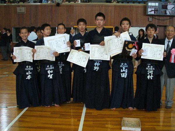 第14回瑞穂区剣道大会