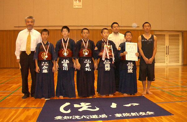 第50回名古屋市民スポーツ祭剣道大会