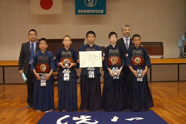 第11回寺西杯争奪近県選抜少年剣道大会
