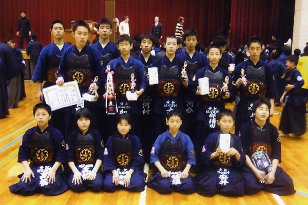 第38回選抜北方町剣道大会