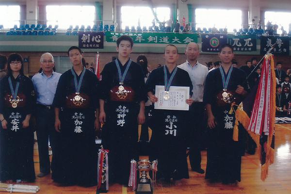 第14回岩倉市青少年剣道大会