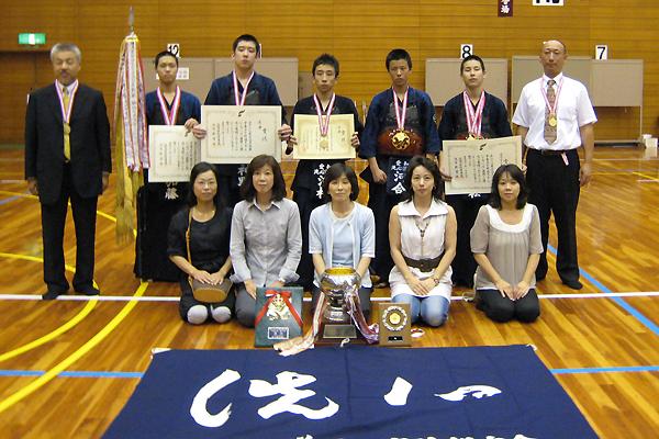 第31回大麻旗争奪剣道大会:中学生の部