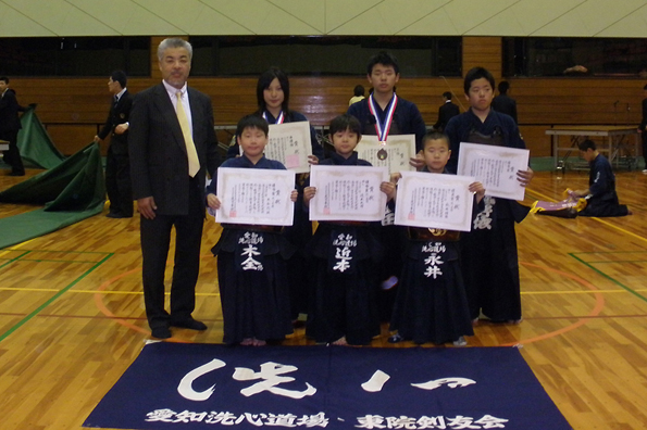 第9回全国小中学生「宮本武蔵」旗剣道個人選手権大会