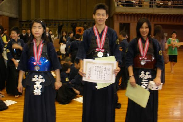 全国大会愛知県代表選手