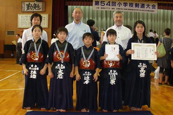 第54回小学校剣道大会
