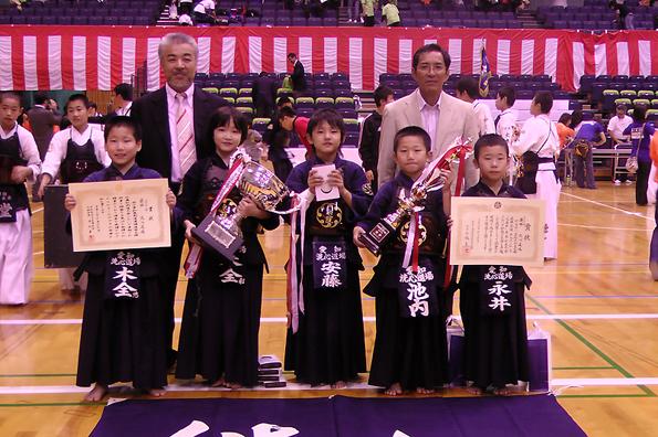 平成22年度 愛知県剣道道場連盟「近藤杯」争奪剣道大会