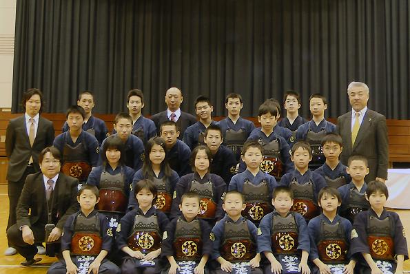 平成23年昇龍旗争奪全国選抜少年剣道大会