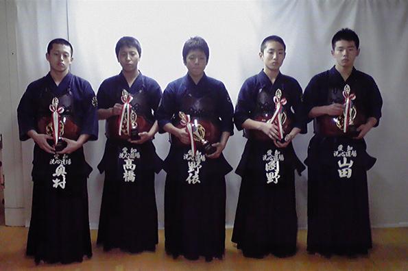 平成23年昇龍旗争奪全国選抜少年剣道大会・団体戦