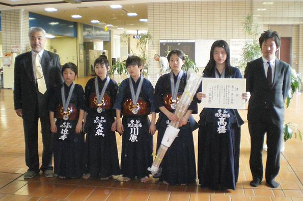 第42回愛知県春季少年剣道大会