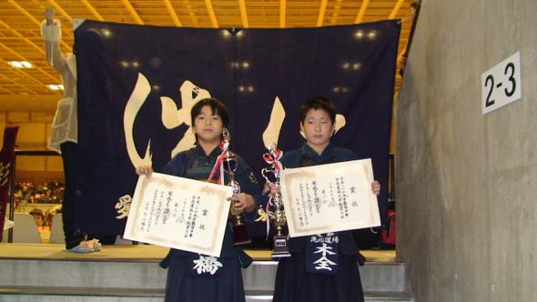 平成24年昇龍旗争奪全国選抜少年剣道大会 個人戦