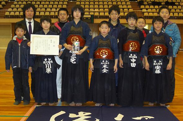 第27回名古屋市春季少年剣道大会