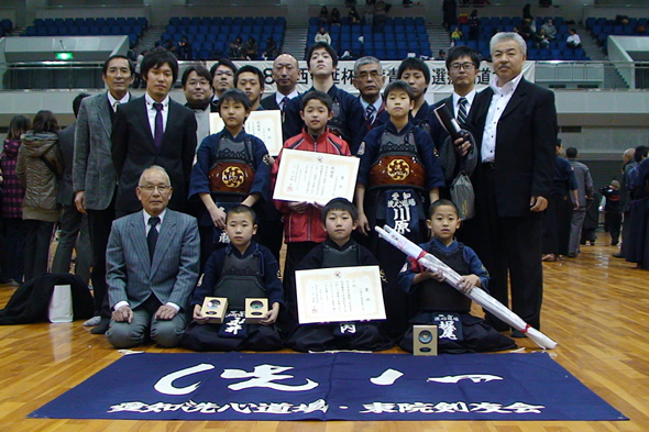 第8回西善延杯争奪青少年選抜剣道大会