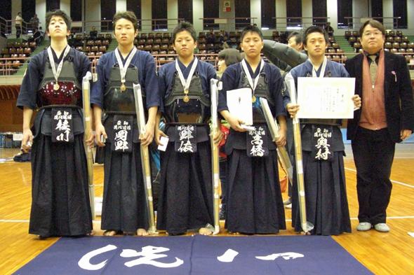 第19回愛知県武道館少年剣道大会・中学生の部