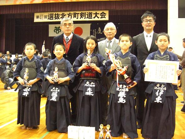 第41回選抜北方町剣道大会