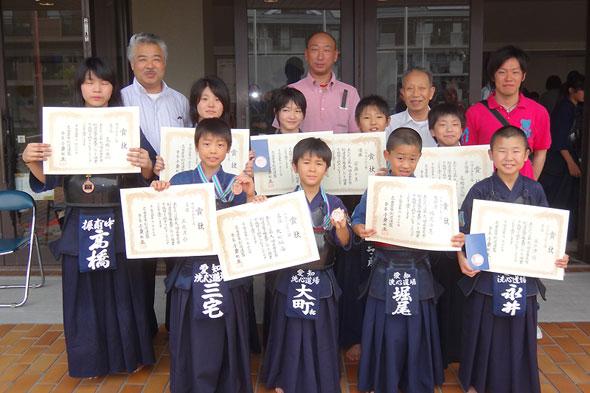 第9回名古屋市剣道選手権大会