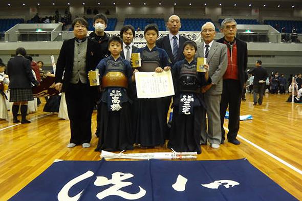 第9回西善延杯争奪青少年選抜剣道大会