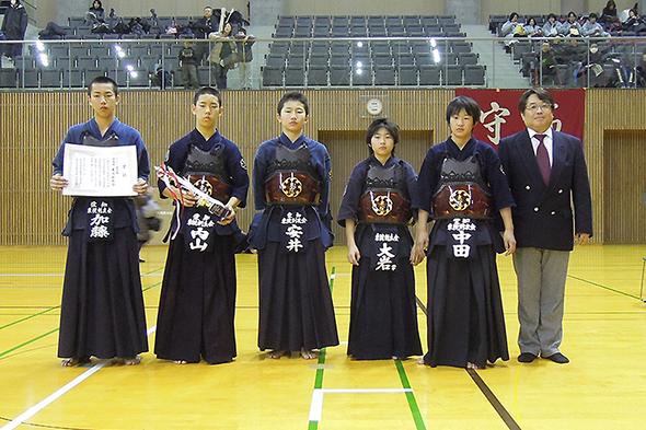 中京大学剣聖旗 第一回全国選抜中学校剣道大会