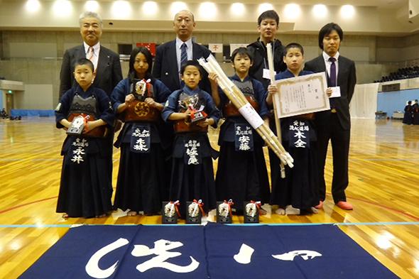 三劔会創立40周年記念全国選抜剣道優勝大会