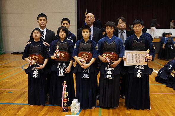 第42回選抜北方町剣道大会