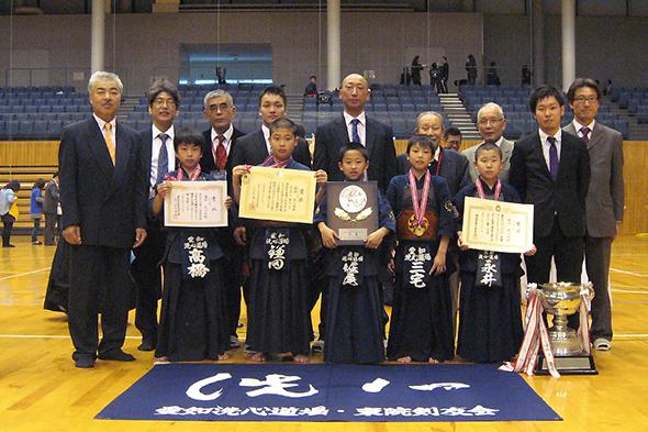 第42回愛知県少年剣道錬成大会