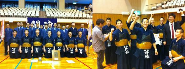 第67回愛知県高校総体団体戦