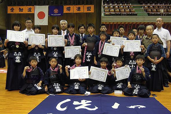 第30回愛知県少年剣道個人選手権大会 / 第31回愛知県小中学生女子剣道個人選手権大会