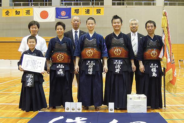 第31回全国道場対抗剣道大会 愛知県予選会