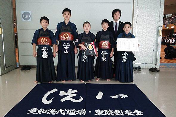 名古屋まつり 小・中学校対抗 剣道大会