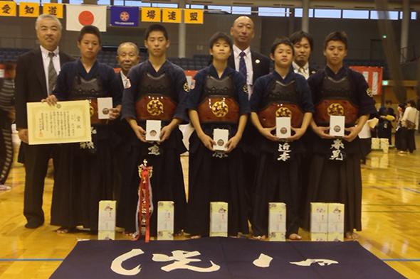 平成25年度「近藤杯」争奪剣道大会