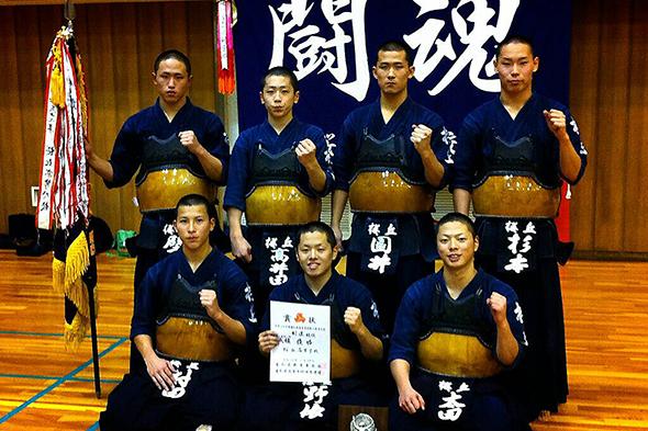 平成25年度愛知県高等学校新人体育大会 剣道競技 桜丘高等学校