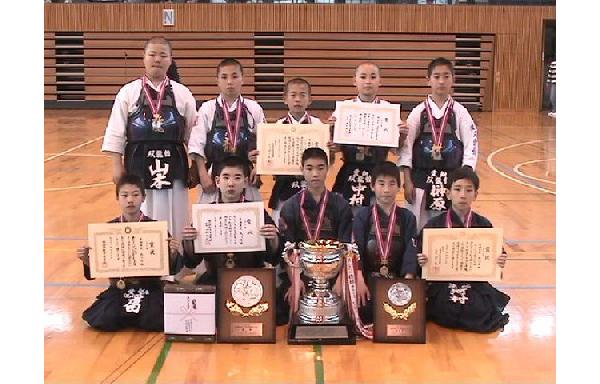 第35回愛知県少年県道錬成大会