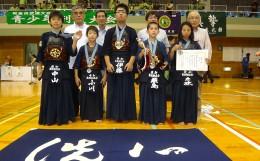 第17回岩倉市青少年剣道大会