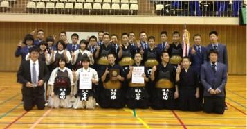 平成24年度愛知県高等学校新人体育大会
