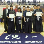 第19回瑞穂区剣道大会 中学生女子の部