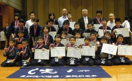 第31回愛知県少年剣道個人選手権大会 / 第32回愛知県小・中学生女子個人選手権大会
