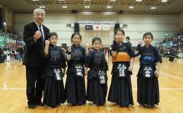 平成26年昇龍旗争奪全国選抜少年剣道大会
