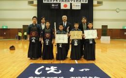 平成26年昇龍旗争奪全国選抜少年剣道大会・個人戦
