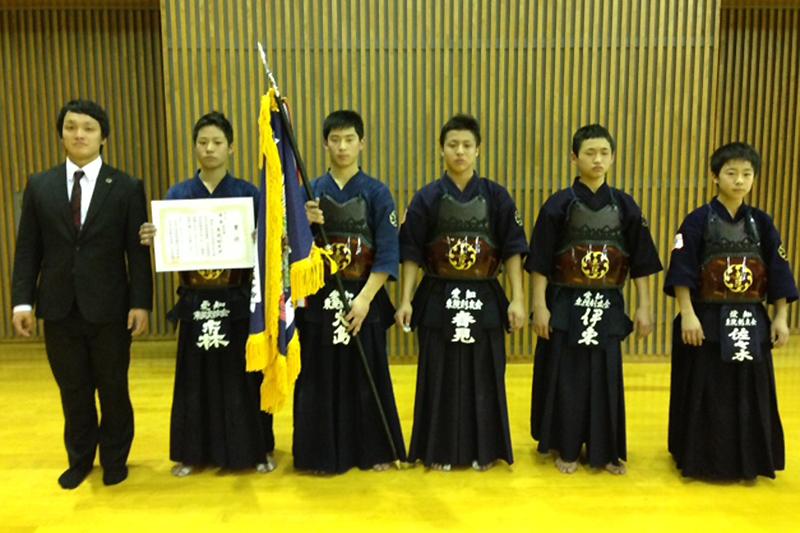 第2回中京大学剣聖旗全国選抜中学校大会