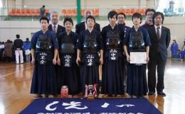 真光杯争奪第3回フレッシュ少年剣道大会